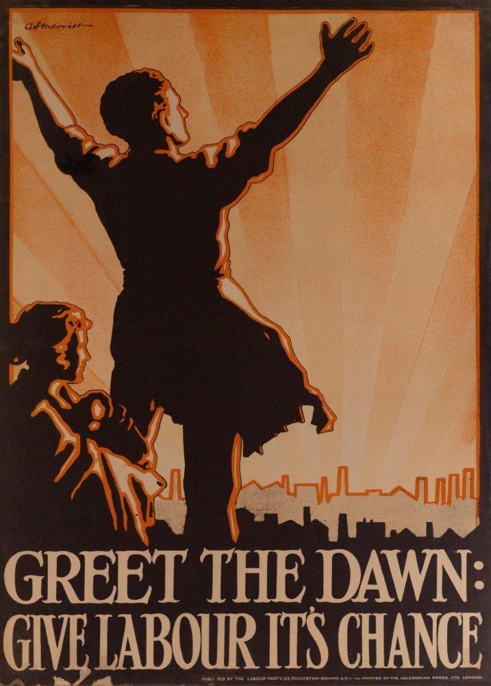 Greet the dawn